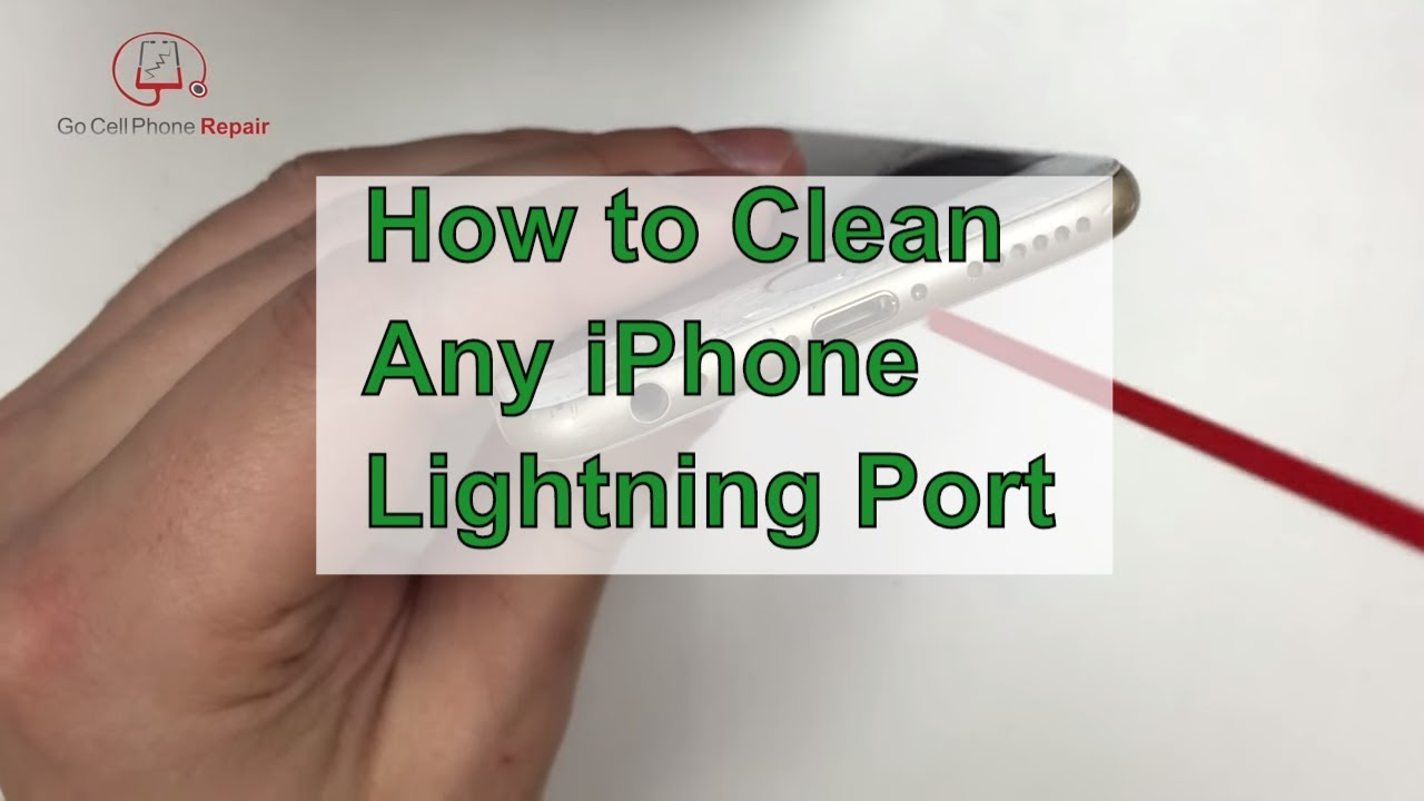 how to clean iphone charging port how to clean an iphone charging port 18656