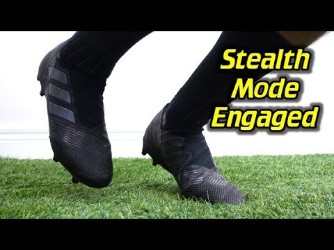 new products f668c 1773d Adidas Nemeziz 17+ 360AGILITY (Magnetic Storm) - Review + On Feet