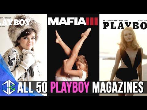 Mafia 3 - All 50 Playboy Magazine Locations