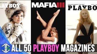 3 pictures mafia playboy Playboy Magazine
