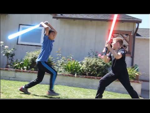 Thumbnail: REVENGE OF THE KIDS - How Kids Play Star Wars (Parody)