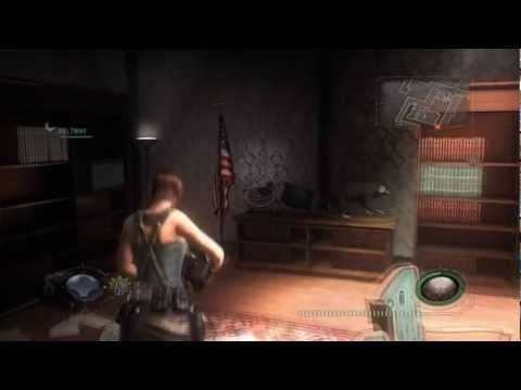 Resident Evil Operation Raccoon City Heros In USS Campaign