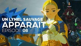 [08] Cheval en fumée, Lynel & Plaine d'Hyrule - Zelda : Breath Of The Wild