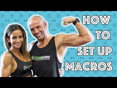 HOW TO SET UP MACROS FOR FAT LOSS