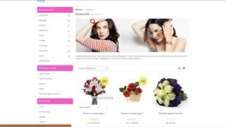 Ap محل لبيع الزهور موضوع Shopify - apollotheme.com