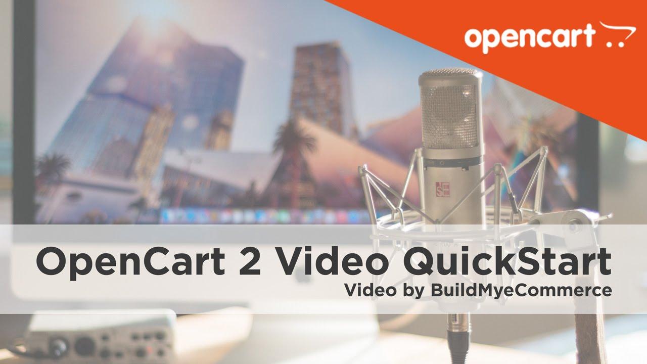 opencart tutorial for beginners pdf