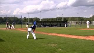 ОШИБКА СУДЬИ  в доме!!!!! бейсбол