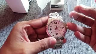 Original casio watch MTP 1314D 7AVDF unboxing review