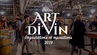 Salon Art Di'VIN Bordeaux édition 2019