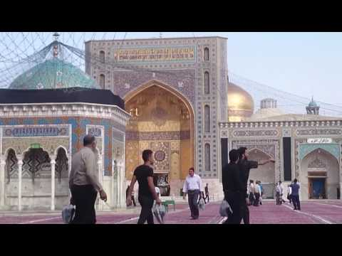 Imam Ali Al-rida (Al-reza) holy shrine