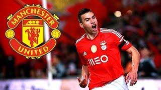 Nicolas Gaitan - Welcome to Manchester United - Best Skills & Goals Ever