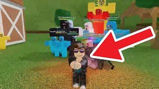 THERE ARE A LOT OF ZOMBIES BEHIND ME!! (Roblox Egghunt)