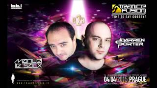 Manuel le Saux b2b Darren Porter - Live @ Trancefusion, Time To Say Goodbye, Prague (04.04.15)