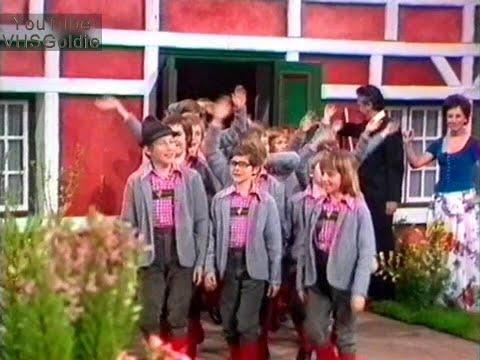 Tölzer Knabenchor - Wer recht in Freuden wandern will - 1976