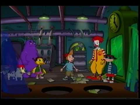 The Wacky Adventures of Ronald McDonald: Have Time, Will Travel (1/2)