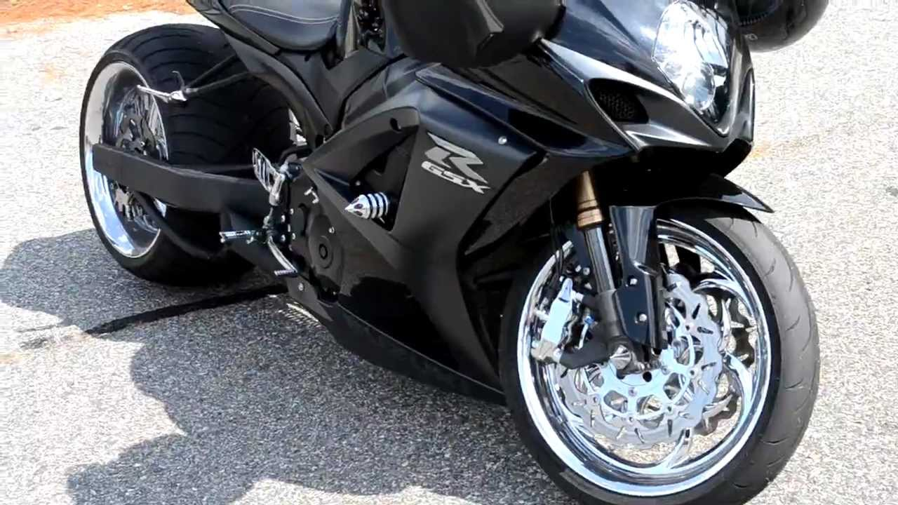 Suzuki Gsxr Rims