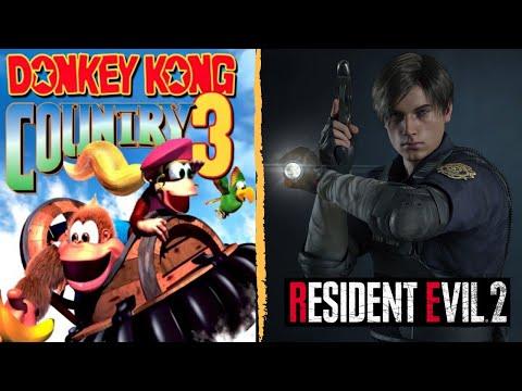 Donkey Kong Country 3 - En Español
