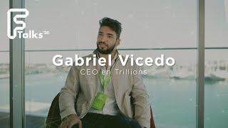 Entrevista a Gabriel Vicedo - CEO & Co-founder Trillions - Ftalks'20 (KM ZERO Food Innovation Hub)