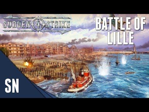 Battle #1: Battle