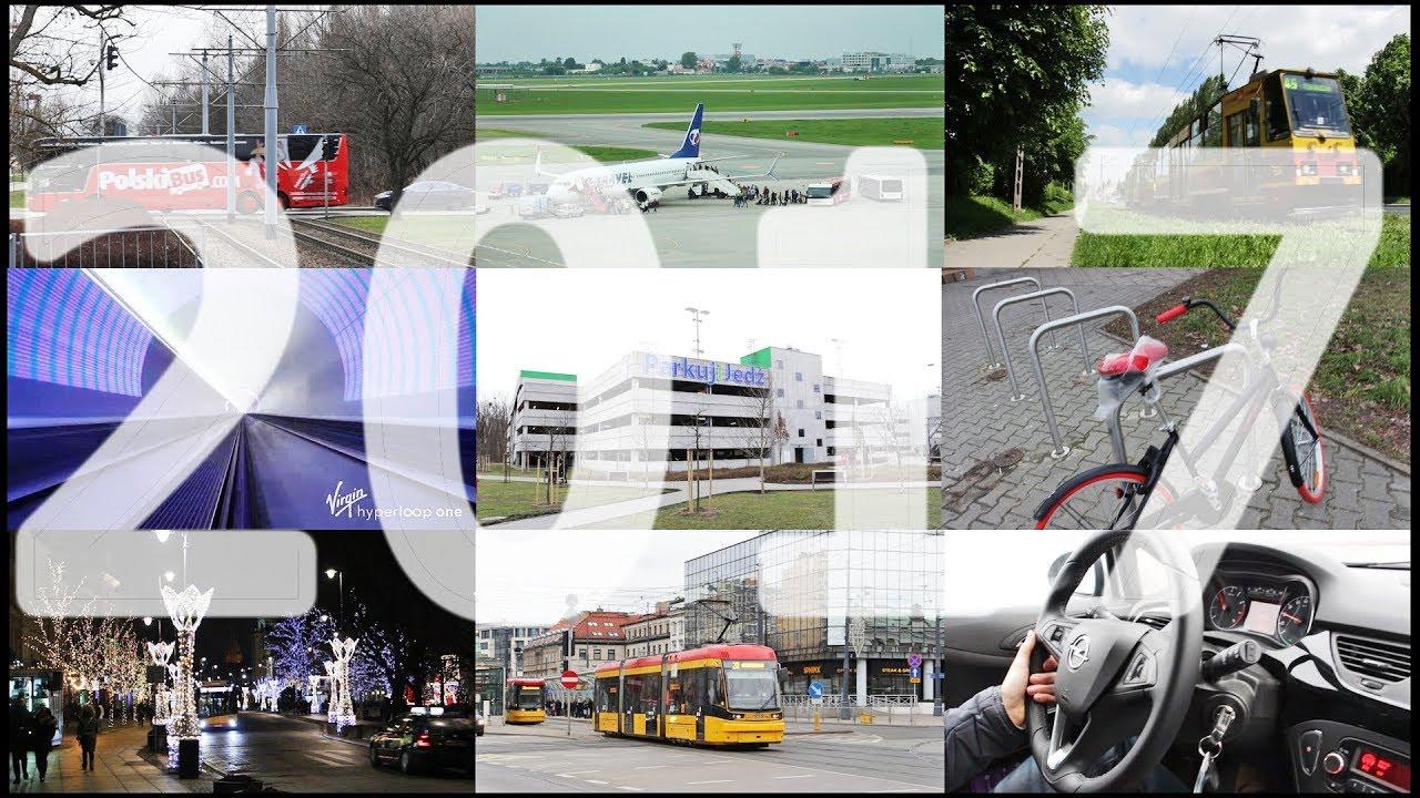 TRANSPORTOWY rok 2017 / 2017 in Transport