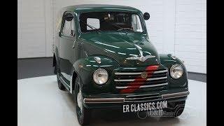 Fiat Topolino 1953 -VIDEO- www.ERclassics.com