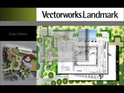 Welcome to Vectorworks Landmark - YouTube