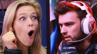 Gamers Watch Professional Halo For The First Time