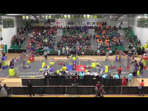 2018 Montgomery MAR FRC District Event - Qualification Match 35