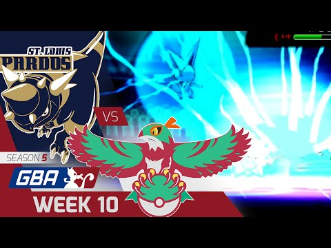 StL Rampardos vs ATL Hawluchas! GBA Season 5: Week 10 |