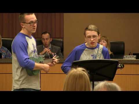 LSR7 Board of Education Meeting - 03/15/18