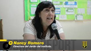 Jardín Instituto Obras 2019 - Nancy Romero