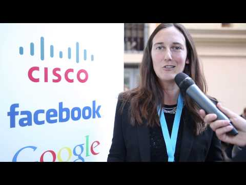 Laura Bononcini, Head of Public Policy di Facebook Italia - eSkills for Jobs 2014