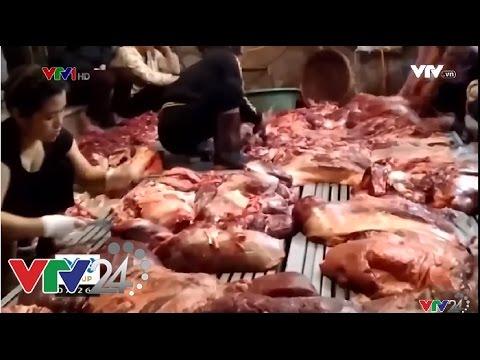 Thịt Bò Chế Biến Không Vệ Sinh Đến Tay Người Tiêu Dùng Như Thế Nào?