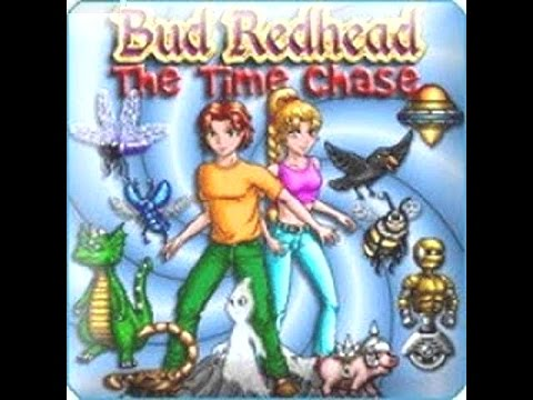Bud redhead - the time chase serial