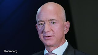 Bezos Says Decision to Start Amazon From 'Heart Not Head'