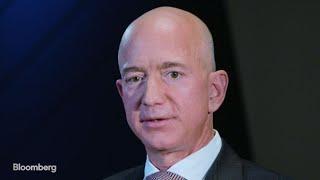 Bezos SaysDecision to Start Amazon From 'Heart Not Head'