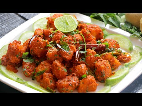 ALOO 65 | Potato 65 | Quick Easy Potato Snack | By Chef Aadil Hussain