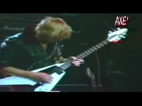 MICHAEL SCHENKER ] REPEAT / LOOKING OUT FROM NOWHERE  ] LIVE HAMBURG 1981