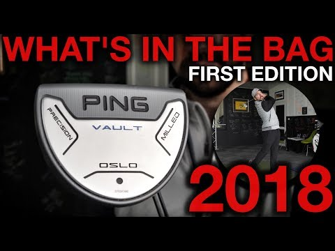 Peter Finch What's In The Bag - First Edition 2018