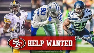 Live! 49ers Free Agency & Expiring Contracts Who Is Leaving San Francisco