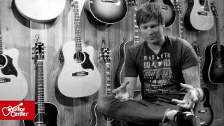 Tom DeLonge: At Guitar Center,  Exploring His Sound