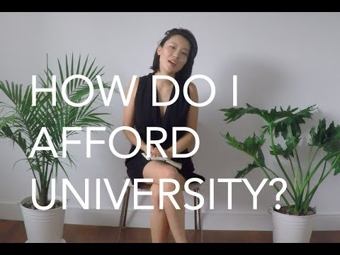 Vlog 55: How Much Will My  Degree Cost? (McGill University, Canada)