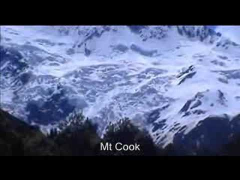 Walter Chew FamilyNZ Trip - Mt Aoraki
