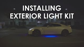 Type S Exterior Smart Light Kit Installation