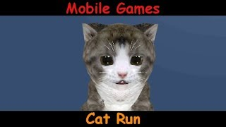 Cat Run - Play 2 Cats At Once - Android Gameplay Game Review