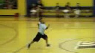 Matthew's B-ball Clip/ Play Of The Game A Breakaway Steal!!!