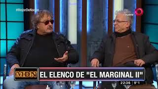 """¡Leo con el elenco de """"El Marginal II""""!"""