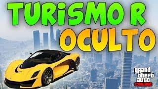 Turismo R Oculto ¡¡sin parte trasera!! - coches ocultos gta 5 online 1.11