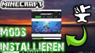 Minecraft Mods installieren 👌💻 || Tutorial 1.7 - 1.12+