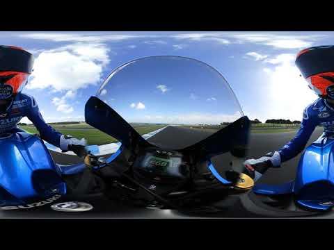 SUZUKI GSX-R1000 VR Alex Rins